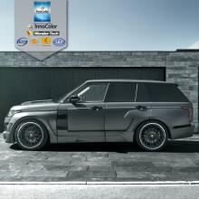 Pintura automotiva para diferentes fabricantes de automóveis