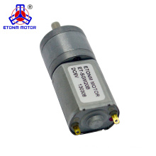 6V dc geared motor for smart door lock