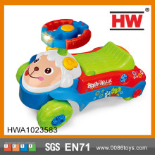59CM Music Light New Model Baby Walker