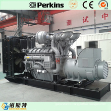 OEM UK Brand 800kVA Diesel Engine Power Generating Sets