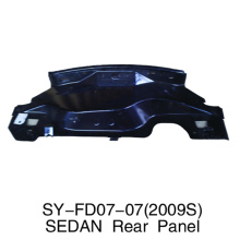 FORD NEW Fiesta 2009- Rear Panel