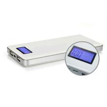 LED-Taschenlampe 12000mAh externe Stromversorgungs-Bank-beweglicher Batterie-Satz-externer Batterie und Energien-Bank (BWPB150)