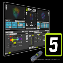 Newest Madrix 5 Software for Lighting Control
