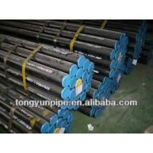 Tuyau en acier ASTM A106 standard fabriqué en Chine