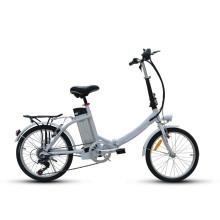 20 Inch Electric Bike Bicycle Lady E-Bike Aluminium Frame