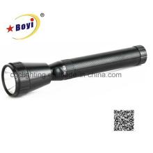 Lampe torche en aluminium rechargeable à LED (CGC-Z203-2C)