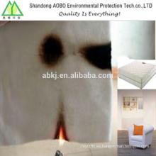 Incendio insonorizante sandwich de pared, material de aislamiento ignífugo