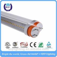100lm / w lcd elevado dlc certificado 4ft conduziu a luz do tubo 4ft dlc ul t8 levou a luz do tubo