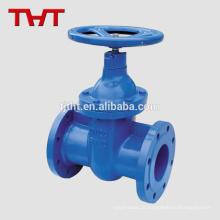 di assento metálico elevação da haste válvula de vedação da vedação de pressão 16 polegadas