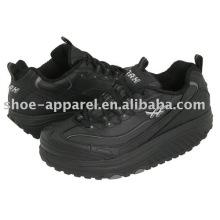 Sapato de fitness do homem