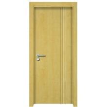 porta interior do PVC