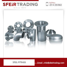 Material diferente aço carbono, aço macio, acessórios de aço inoxidável