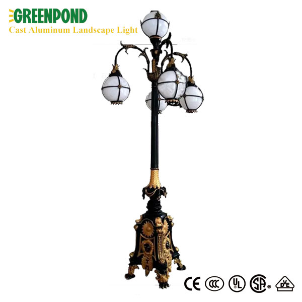 Quick-selling Superb Landscape Street Lighting