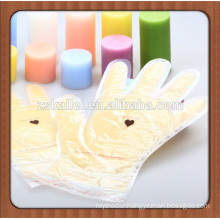 fully refined paraffin hand mask