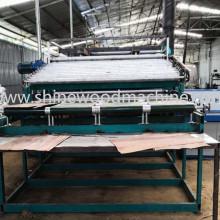 Mikrowellen-Holztrockner-Kapazität