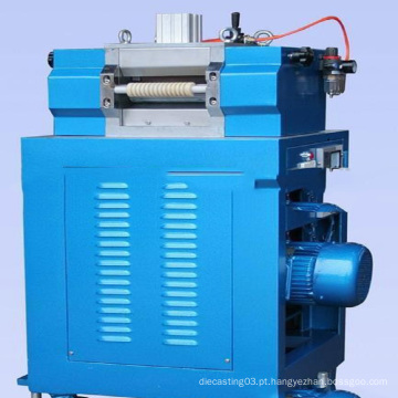 máquina plástica do granulador do pó