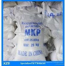 Fertilizante soluble en agua 100% mínimo MKP / fosfato monopotásico