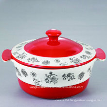 Fashionable Facotry Made Ceramic Stoneware Tureen