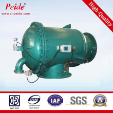 80t / H 0.18kw Irrigación Filtro Automático de Pantalla de Agua Industrial