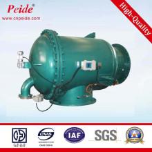 80t / H 0.18kw Irrigação Industrial Filtro Automático de Tela de Água