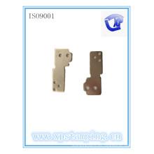 El metal caliente de la venta que estampa las piezas, relais parte el contacto estático