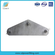 Hot-dip Galvanized Steel Yoke Plate For Line Fitting