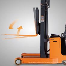 1,5 Tonnen neuer elektrischer Reach-Stapler