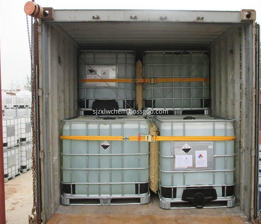 IBC Drum loading