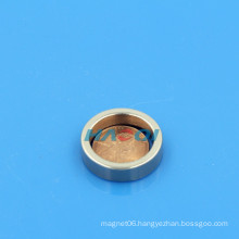 rare earth Neodymium customized industrial ring magnets