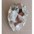 Fantasia cristal pedras strass com configurações de garra