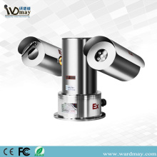 304 Stainless Steel Bullet 23X Explosion-proof CCTV Camera
