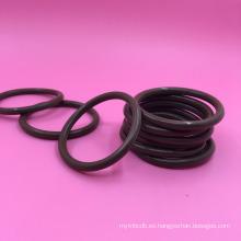 Anillo ovalado, anillo tórico de silicona suave, anillo tórico para contenedor de alimentos