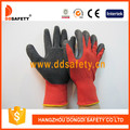 Nylon/Polyester Gloves Foam Latex Crinkle Finished (DNL111)
