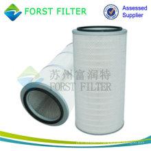 FORST Fabricant de filtre à admission d'air industriel pour collecteur de poussière