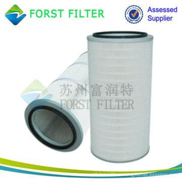 FORST Sustitución del cartucho del filtro del compresor de aire Torit