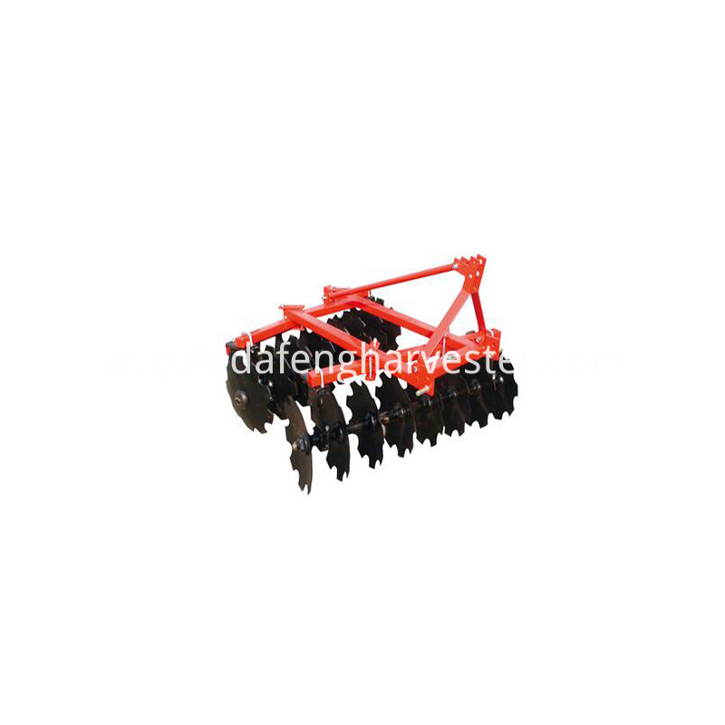 Light Harrow 800 800