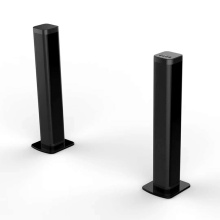 TV Home Theater Soundbar mit Subwoofer im Inneren