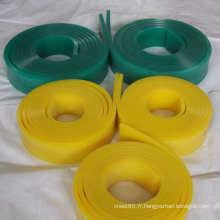 Excellente feuille colorée en plastique de PU d'unité centrale pour des bandes