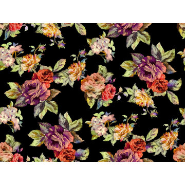 Fashion Swimwear Fabric Digital Printing Asq-050