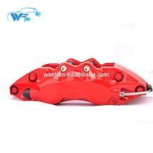 China kit de freio do carro para peças de refrigeração de ar de vw de alto desempenho 6 pistão WT9040 pinça de freio apto para audi a6 / w204 / mercedes w20