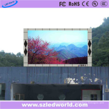 Panneau d'affichage à LED SMD fixe polychrome P5 HD