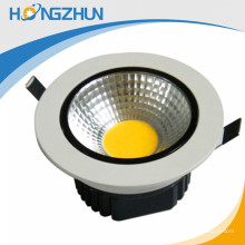 Vente chaude 10w dimmable led down light