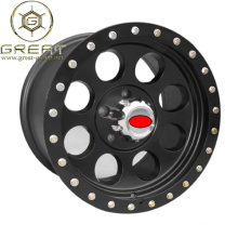 Specialized in alloy SUV Beadlock Wheel 4X4 of High Cost Effective