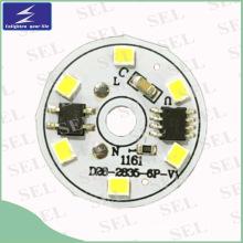 5W 7W 9W 12W Aluminium LED PCB mit Beleuchtung