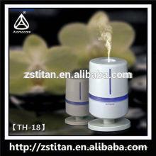 Nueva lámpara decorativa de niebla ultrasónica eléctrica