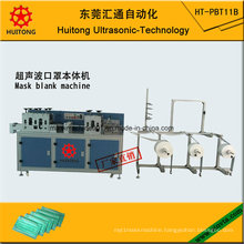 Ultrasonic Mask Blank Making Machine
