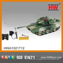 2014 Новорожденный 8-канальный игрушечный танк RC включает зарядное устройство со светом и музыкой