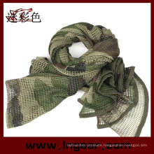Military Tactical Mesh Net Camo Multi Purpose Scarf