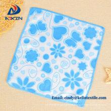 2018 porcelana china bordada a mano toalla de rizo para niños