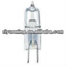 g5.3 12 volt Bi-Pin (G6.35) halogen capsule bulb